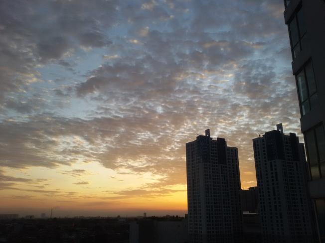 Foto sunrise