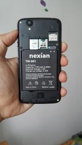 Dual SIM, bonus memory card 8GB