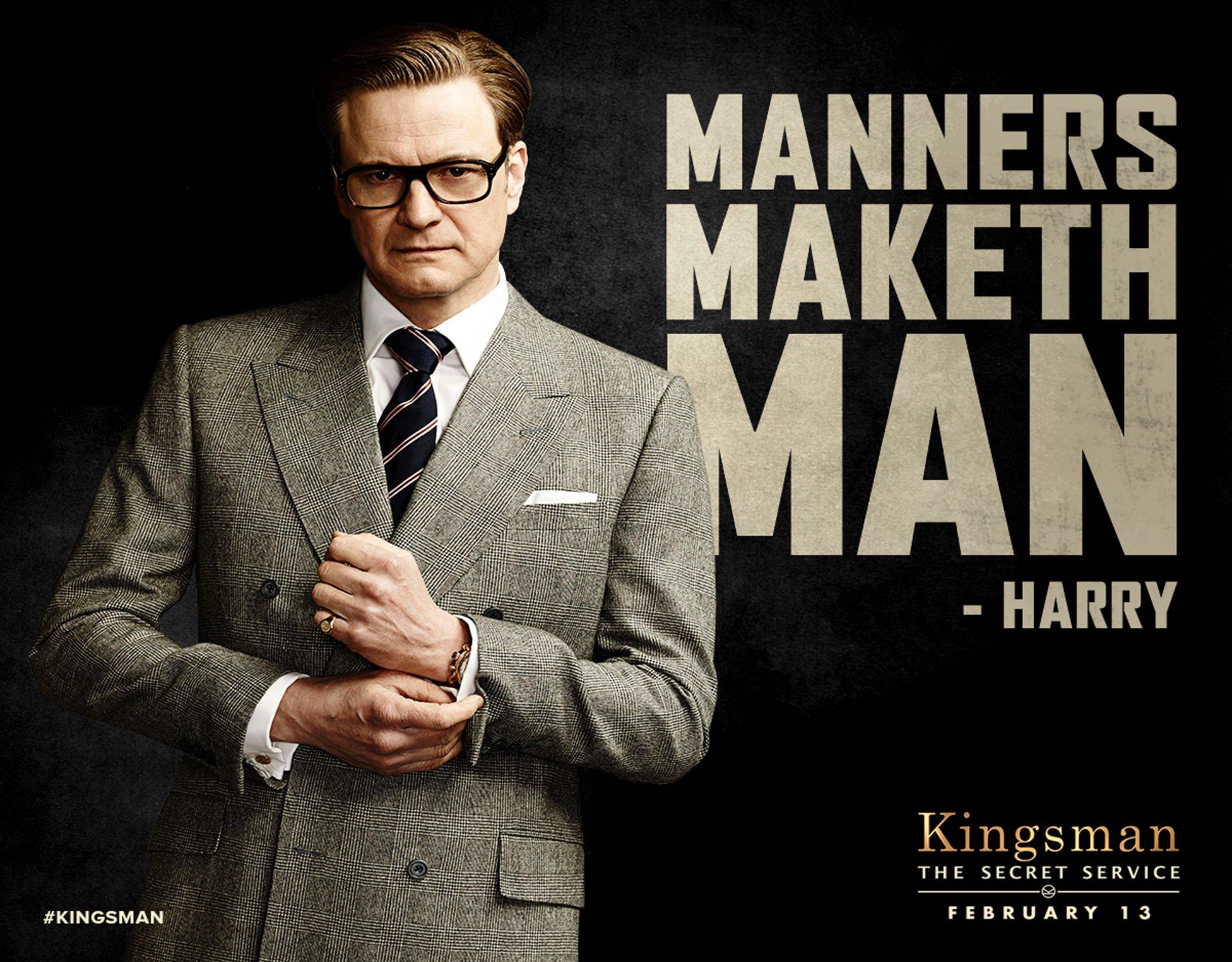 "Kingsman The Secret Service Quotes: The Kingsman's ""Men"" And Pitch Perfect 2's ""Women"""